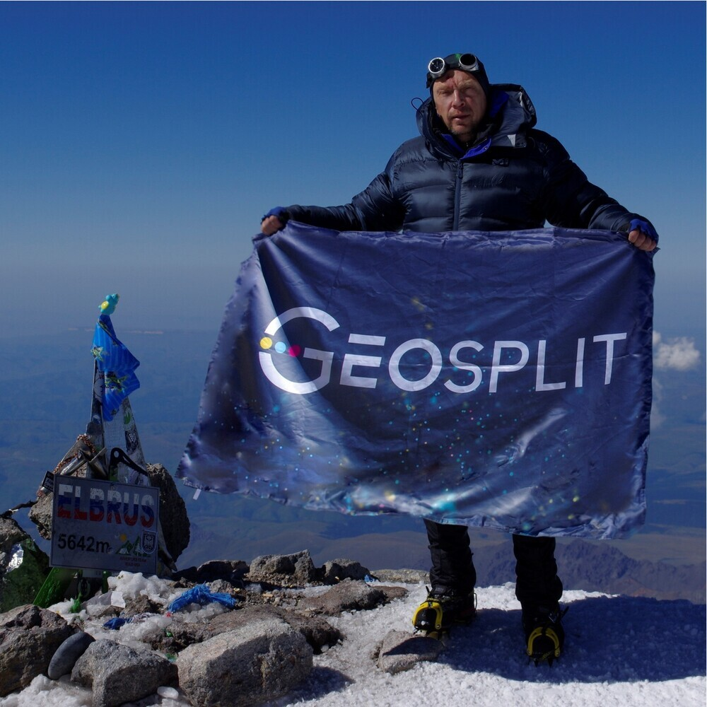 Geosplit scales new heights